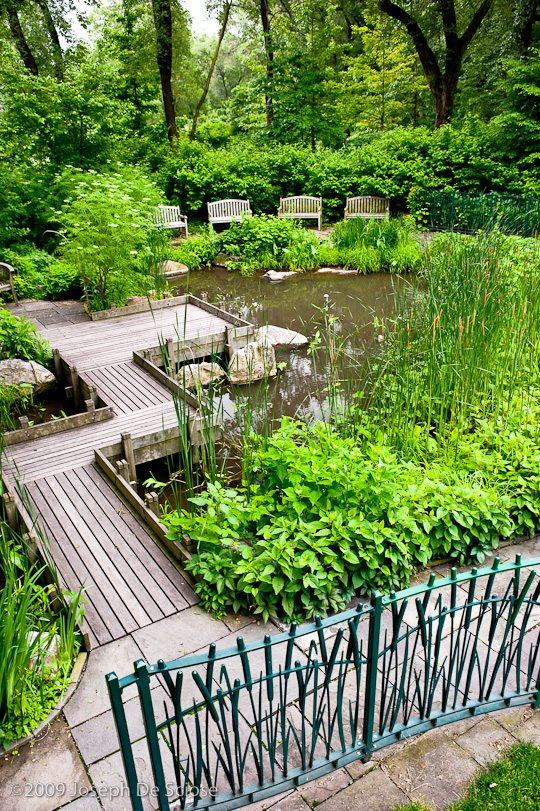 Photo, Swindler Cove, New York City garden, Washington Heights, Inwood Park