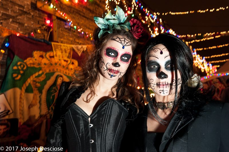 Day of the Dead, celebration