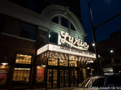 Lyric Theatre Restoration