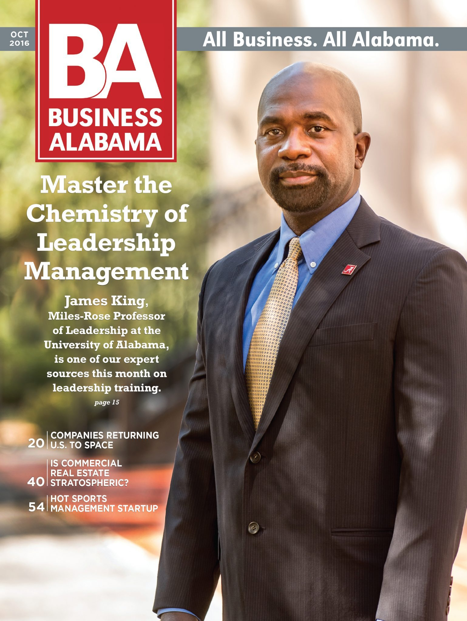 Bus Alabama Magazine October 2016