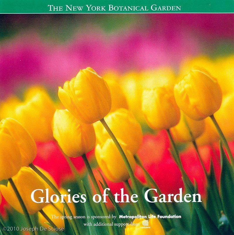 New York Botanical Gardens Brochure