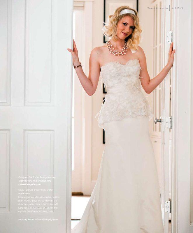 Southern Bride Magazine Summer 2011