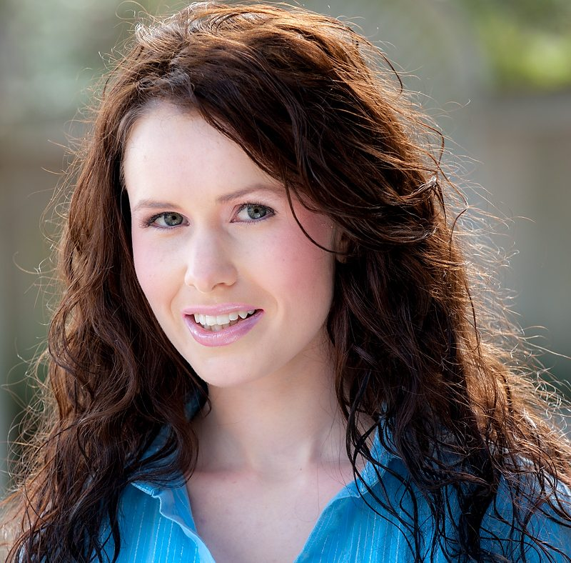 Vanessa Valentino, Actress Headshot