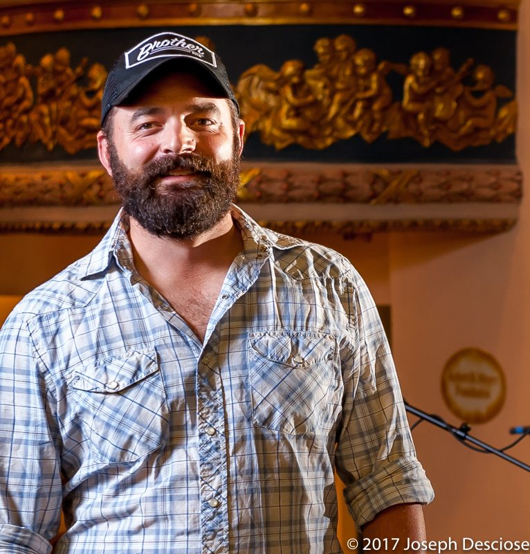 Drew Holcomb at the Lyric Theatre, Birmingham