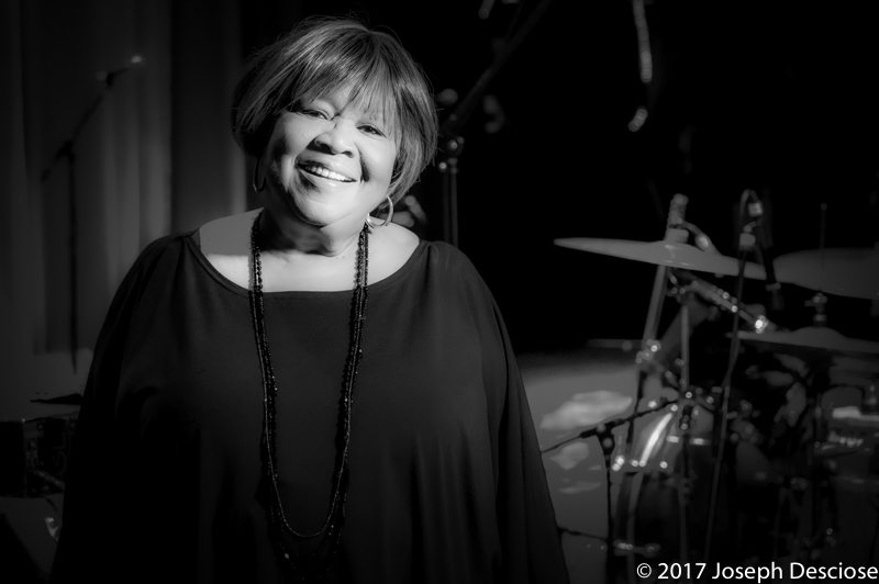 Mavis Staples at the Lyric Theatre, Birmingham