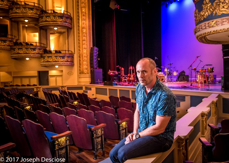 Paul Thorn at the Lyric Theatre, Birmingham