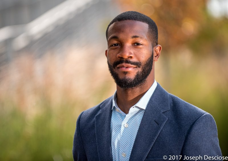 Randall Woodfin, Mayor of Birmingham, Alabama, TedX-Bham 2017 speaker, politician