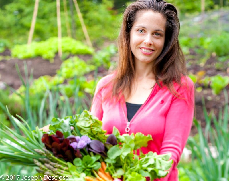 Niki Jabbour, Author, radio personality, gardener