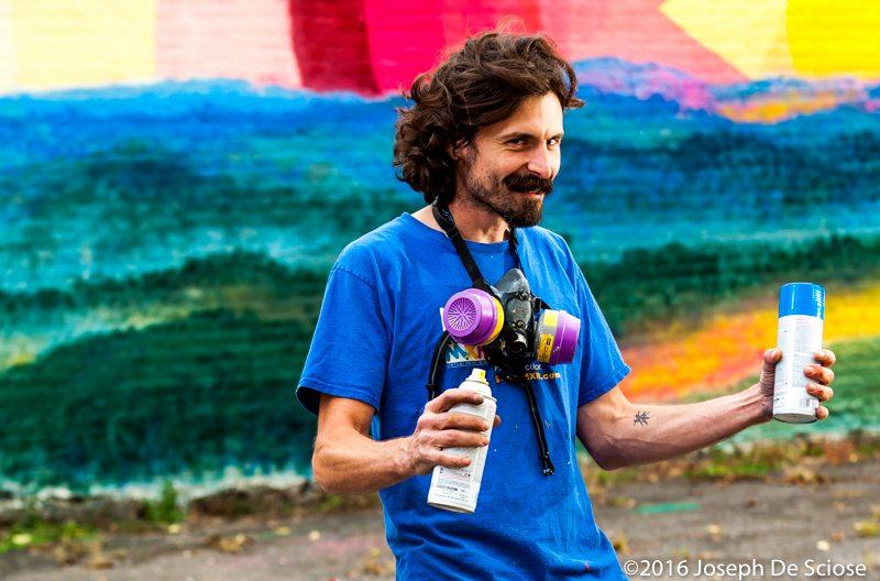 Andy Jordan, Artist, Painter, Muralist