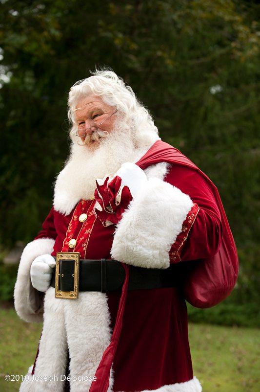 Santa Claus, Steve Whiting