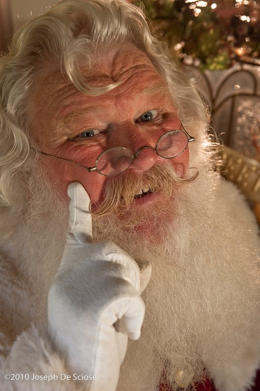 Santa Claus, Steve Whiting