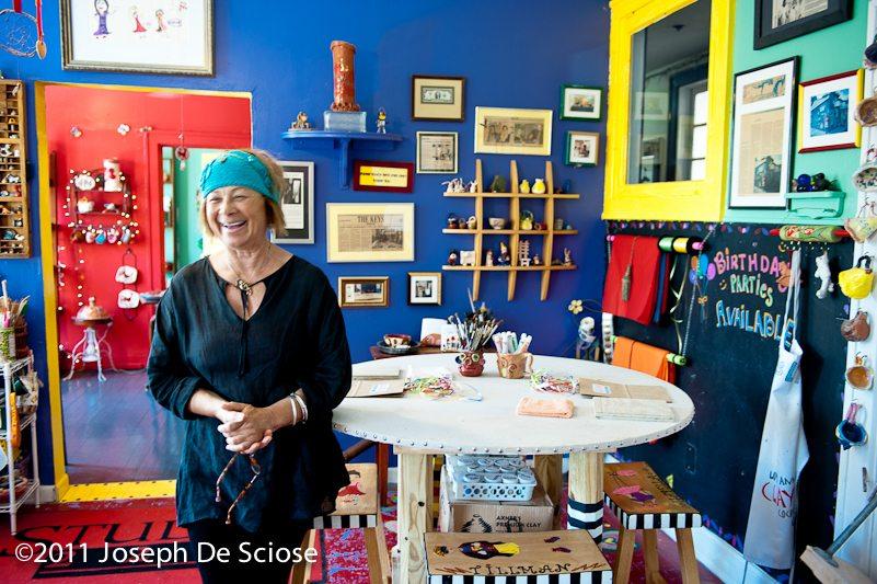 Florida artist, Loys Anne Locklear