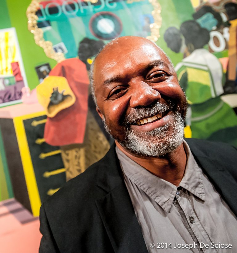 Kerry James Marshall, Artist