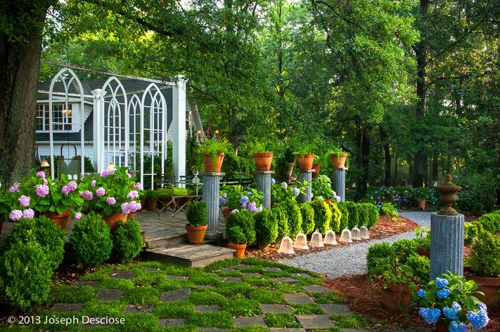 Hudson Garden