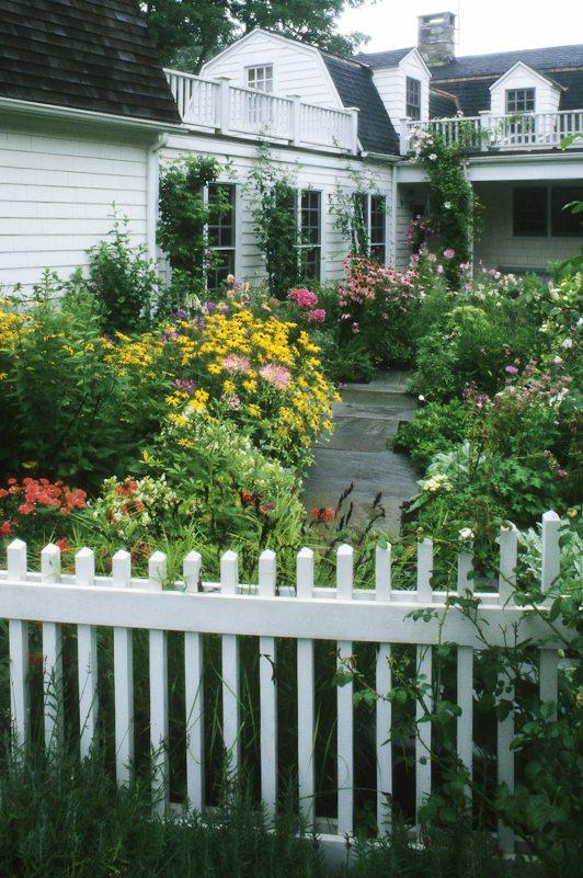 Kitchen Garden, Westchester County, New York, photo