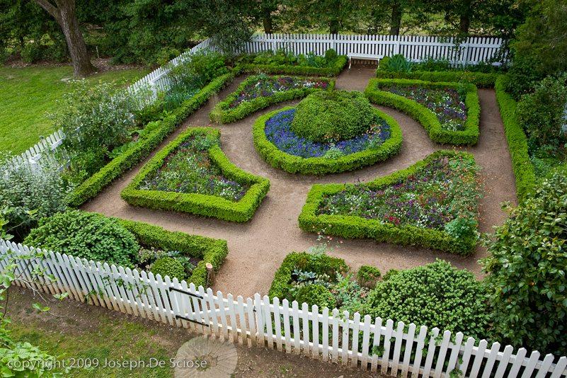 Symmes Garden, Madison, Georgia