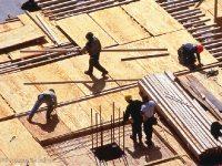 Construction site, New York City, photo, exterior