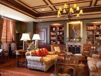 The Ritz-Carlton Club, Maison Orleans, Library, photo, New Orleans