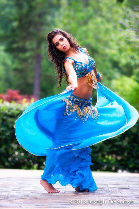 Janelle Issis, Dancer