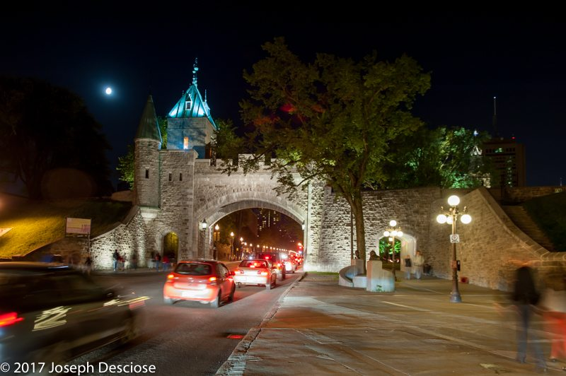 Quebec City, Canada, Ramparts