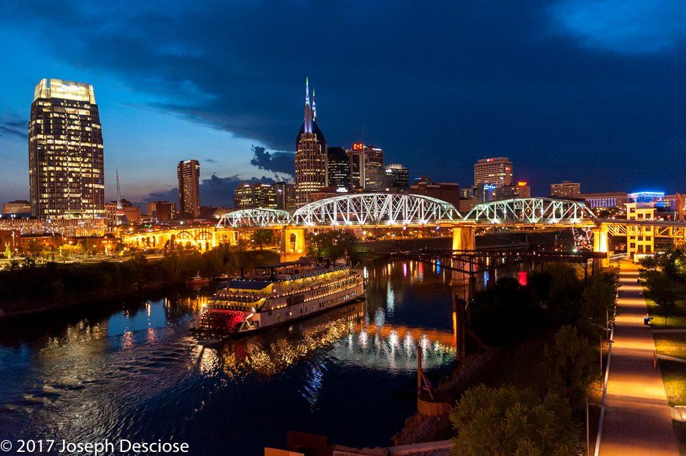 Nashville Tennessee, Cityscape