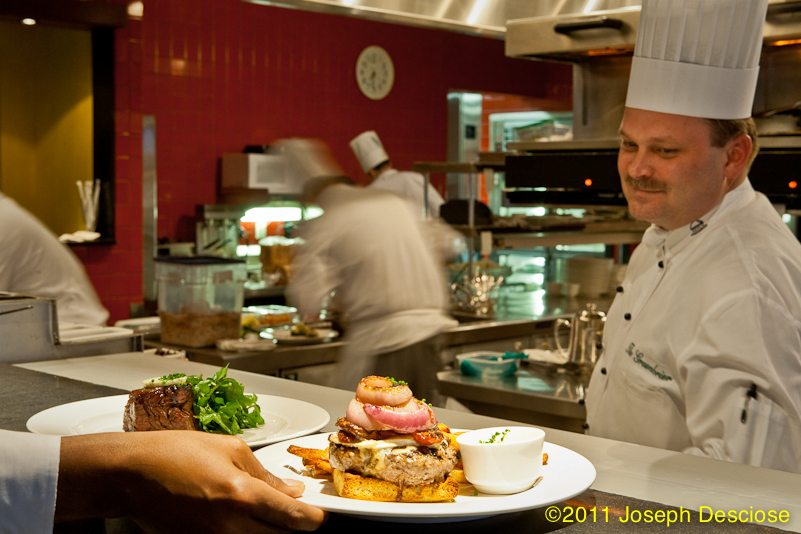 Chef at the Greenbrier, West Virginia
