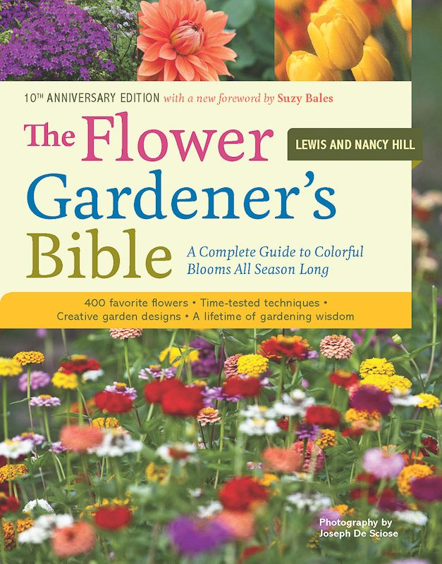 The Flower Gardener's Bible, Storey Publishing