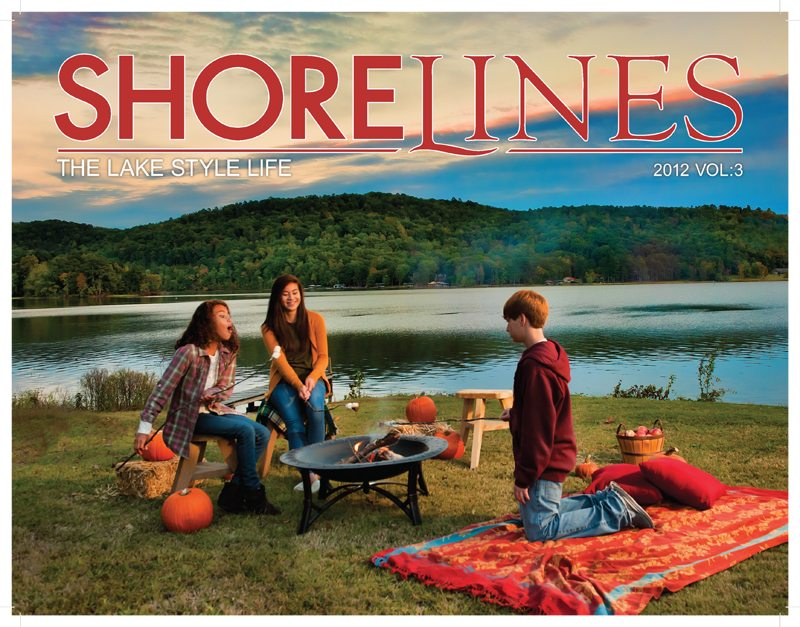Shorelines Magazine for Alabama Power