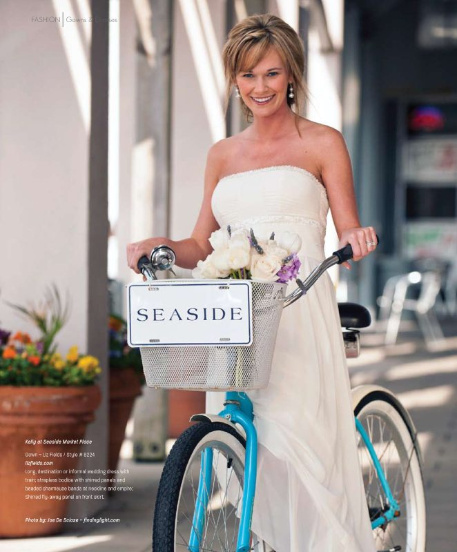 Southern Bride Magazine Summer 2011