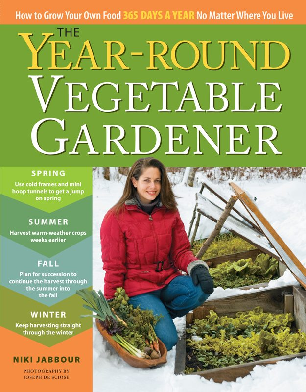 Year-Round Vegetable Garden