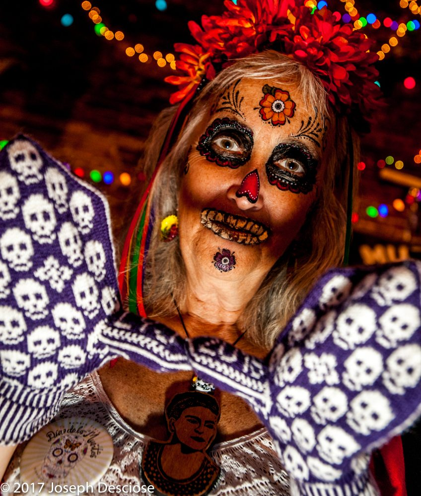 Day of the Dead, celebration, party, street festival