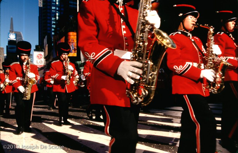 Bergenfield, New Jersey, High School Marching Band,