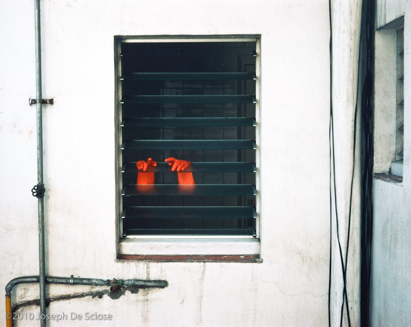 Rubber Gloves, Barcelona, Spain 1977