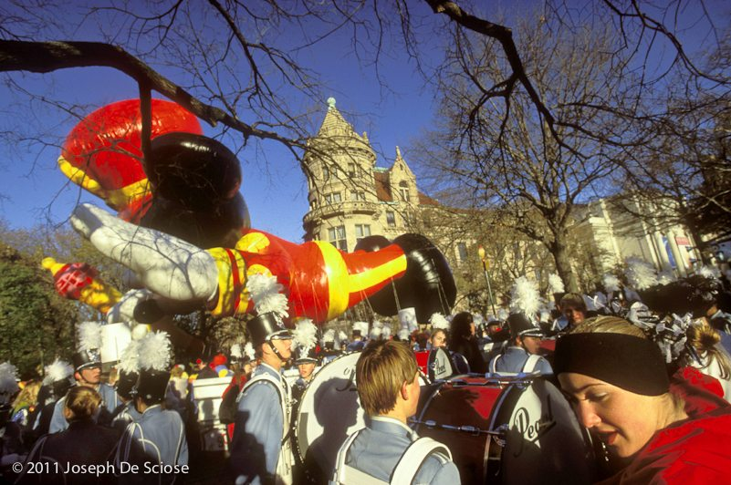 High School Marching Band, Macy's Thanksgiving Day Parade