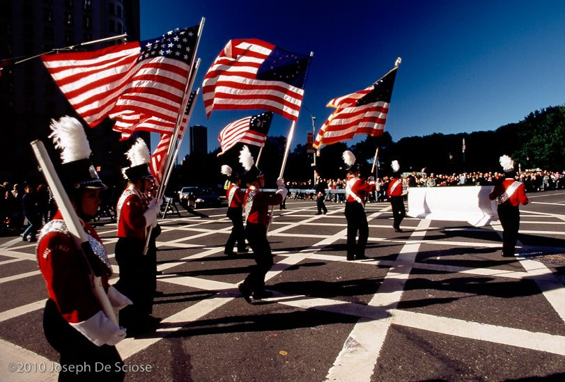 Columbus Day Parade, New York City